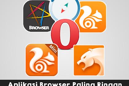 Aplikasi Browser Paling Ringan, Cocok Untuk Android Spesifikasi Rendah