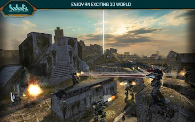 Walking War Robots Apk Screenshot 3