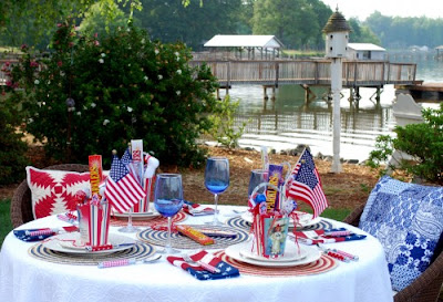 4th of July Celebration Party