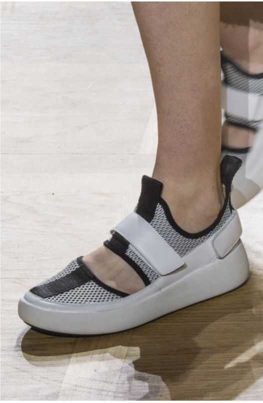 Issey Miyake Sneakers in White Color