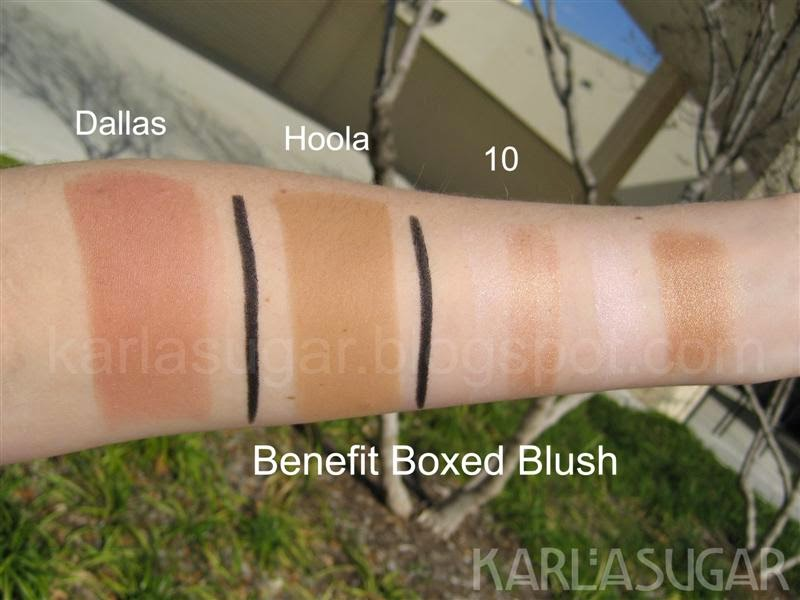 swatch dallas benefit