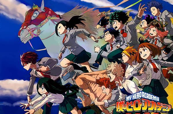 Boku No Hero Academia Season 3 Batch Dowload Anime