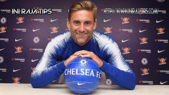 Remsi Rob Green Menjadi Kiper Baru Chelsea