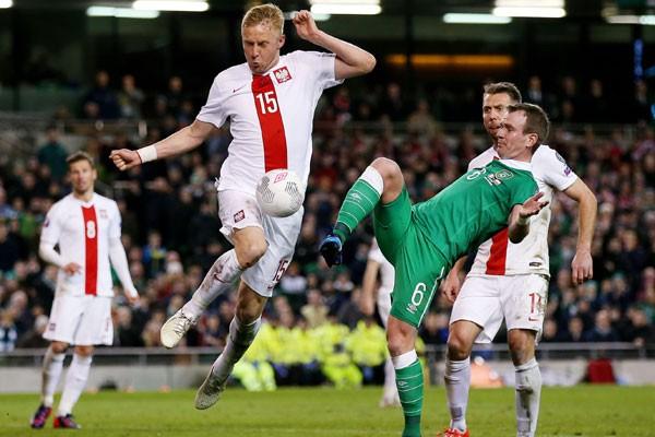 Polandia vs Republik Irlandia