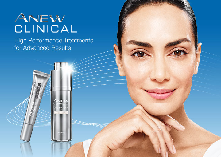 Advanced Targeted Treatment Anew Clinical helps optimize your regimens with high performance treatments.