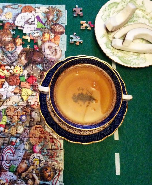 Ravensburger 500-piece puzzles