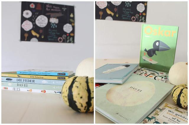 Die schoensten Bilderbuecher fur Kinder Buchtipps Prestel Verlag Britta Teckentrupp Jules kleines Freudenhaus