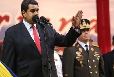 Gobierno democrático de Maduro está siendo atacado desde todos los frentes