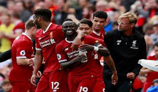 Liverpool Lolos ke Fase Grup Liga Champions
