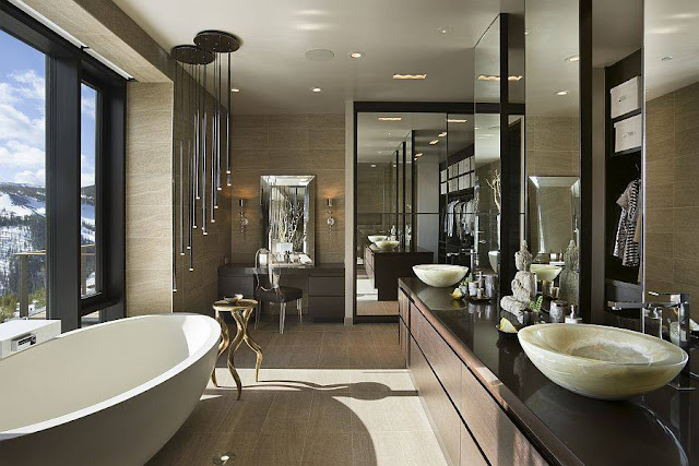 Modern Luxurious Bathroom Design Ideas 2016