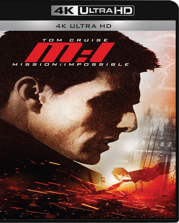 Mission: Impossible [1996] [UHD] [2160p] [Latino – Castellano]