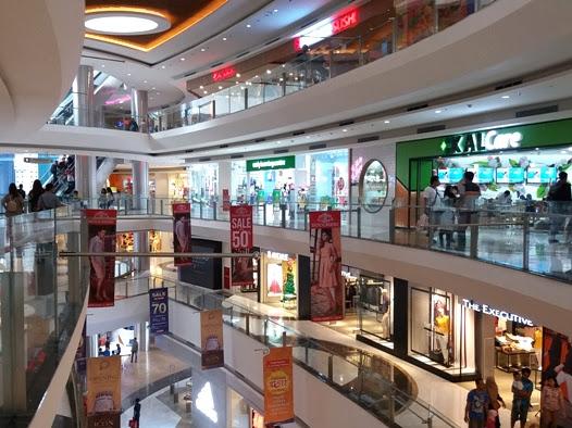 Mall  Pesona Square, Mall yang Ingin Jadi Ikon Kota Depok