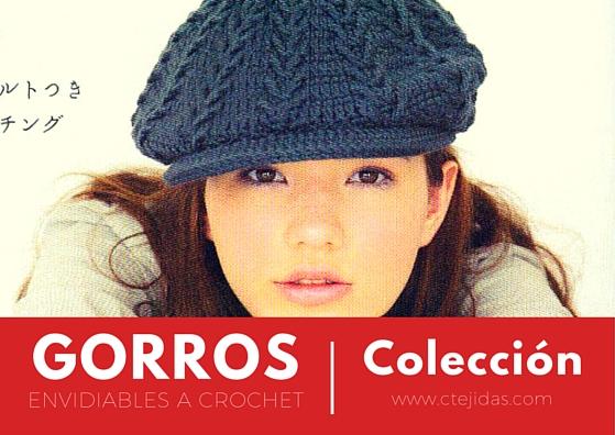 Los más envidiables Gorros a crochet - 10 Patrones