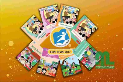 Buku K13 Revisi 2017 Kelas 2 Semester 1 SD/MI