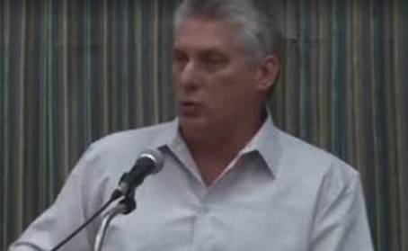 Video offers rare glimpse of hardline ideology from presumed next leader of Cuba