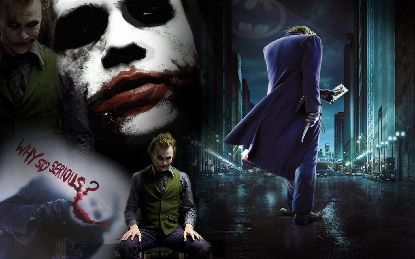 The dark knight wallpaper widescreen |Funny & Amazing Images