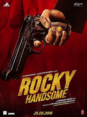 Rocky Handsome Poster John