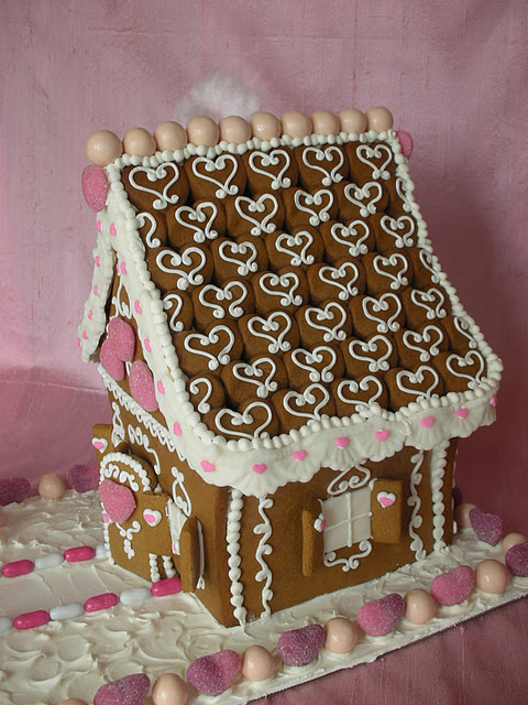 Dishfunctional Designs Gingerbread House Inspiration