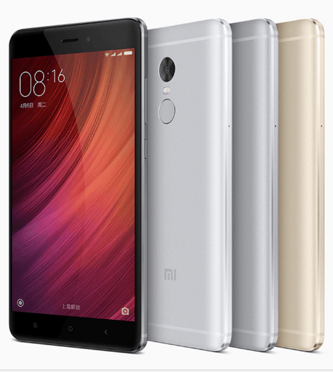 Cara Flashing Official Firmware Xiaomi Redmi Note 4 MTK Tanpa Unlock Bootloader
