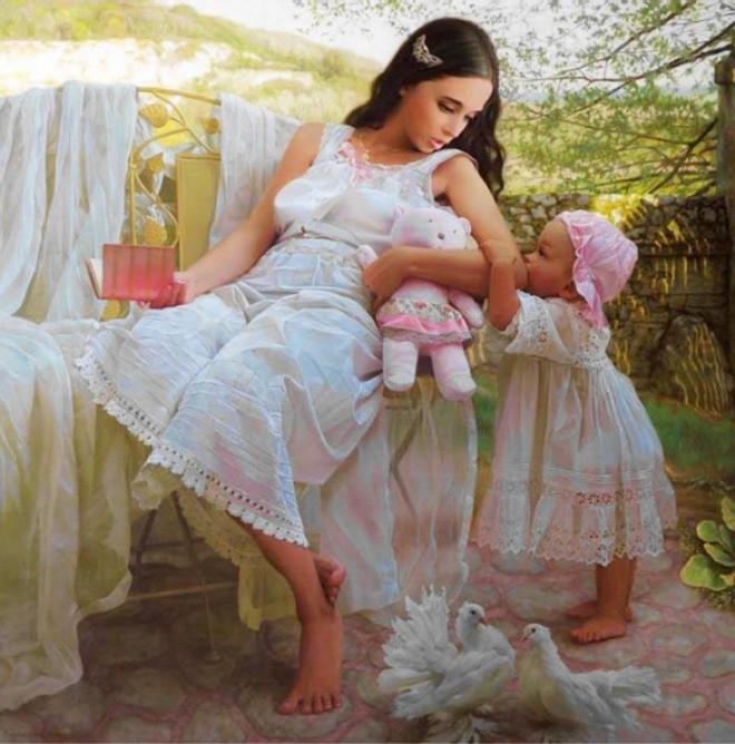 Andrei Belichenko e suas mais belas pinturas