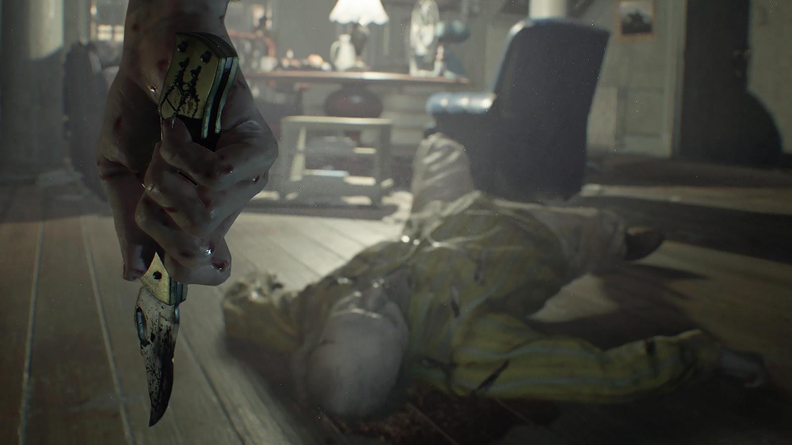 Бэйкеры в новом трейлере Resident Evil 7