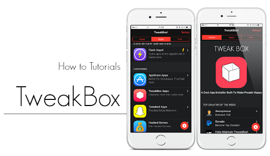 Tweakbox App Download Latest Version – Android Apk & iOS 2017 | Technomakes.Net