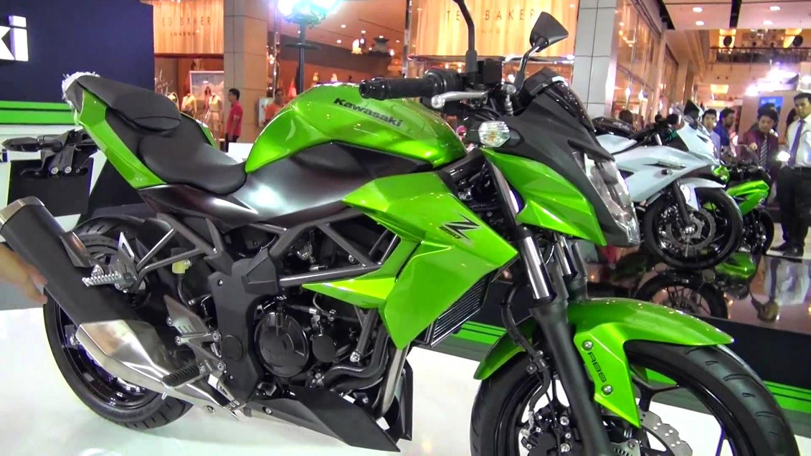Kawasaki To Launch Ninja Z250sl Zx6r 636 And Vulcan S In India