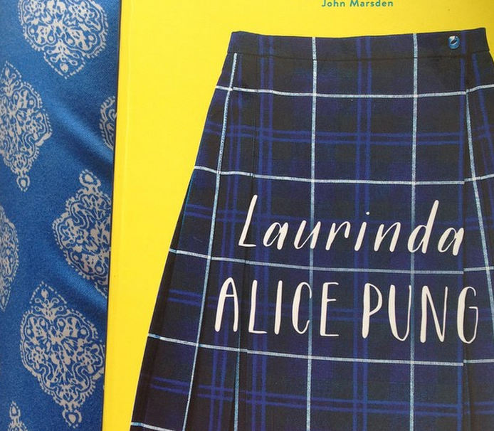 cover of Laurinda Book by alice pung