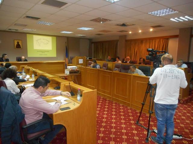 Αρτα:Παρουσιάστηκε ο Απολογισμός Πεπραγμένων Διετίας της Δημοτικής Αρχής