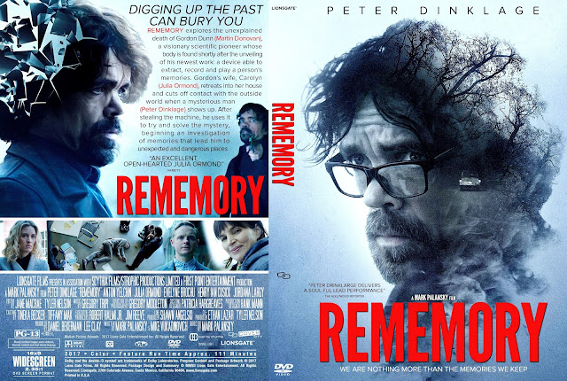 Rememory DVD Cover