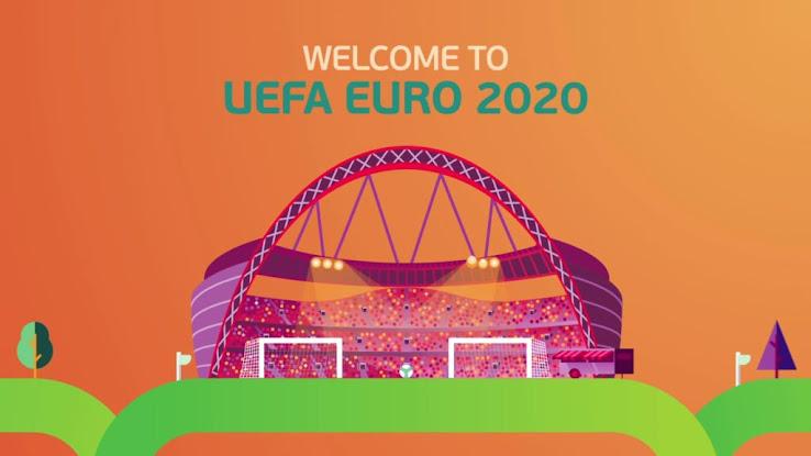 Logotipo Euro 2020