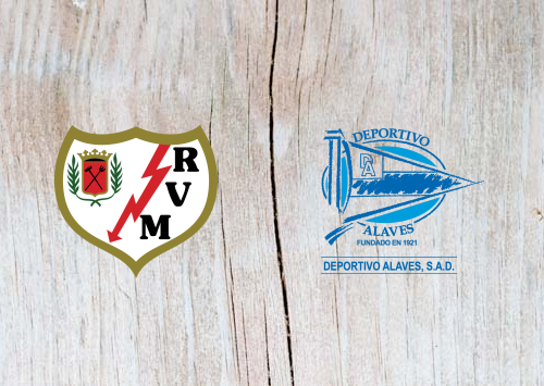 Rayo Vallecano vs Deportivo Alaves - Highlights 22 September 2018