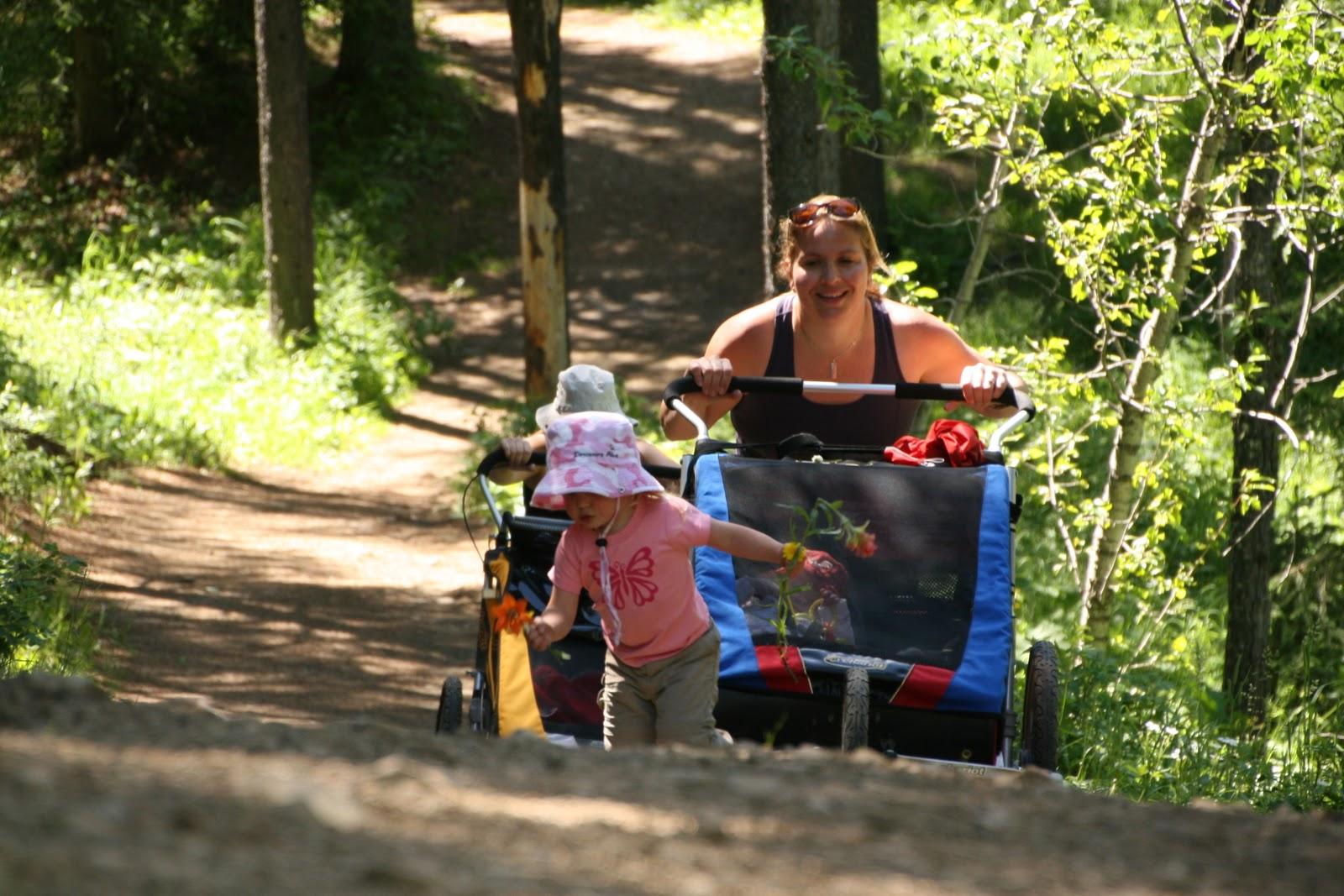 Family Adventures in the Canadian Rockies: Best Toddler/Preschooler