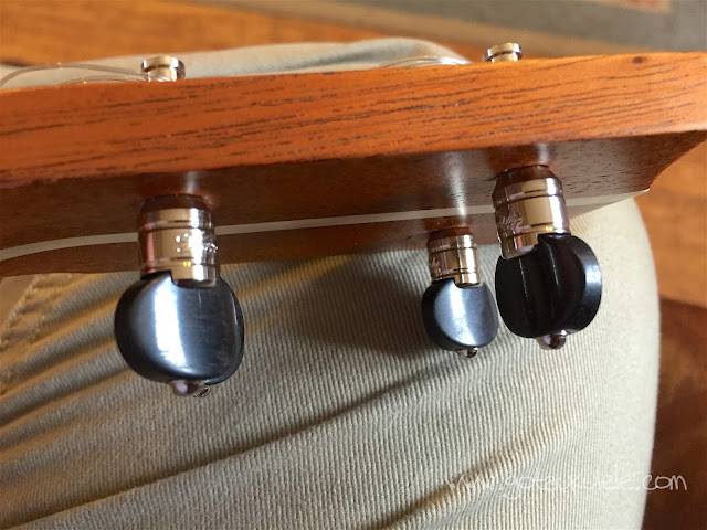 Waverly Friction Ukulele tuners