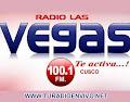 Radio Las Vegas 100.1 fm Cusco en vivo