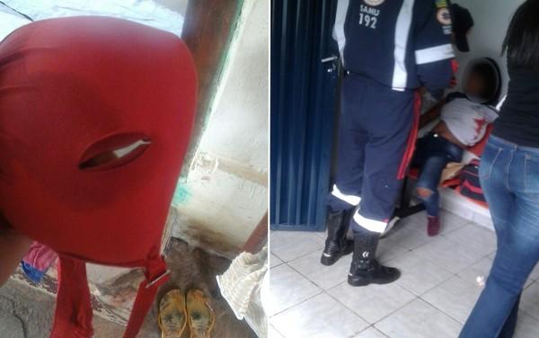 IMAGENS FORTES - Aluna é esfaqueada por colega durante briga em escola; veja vídeo