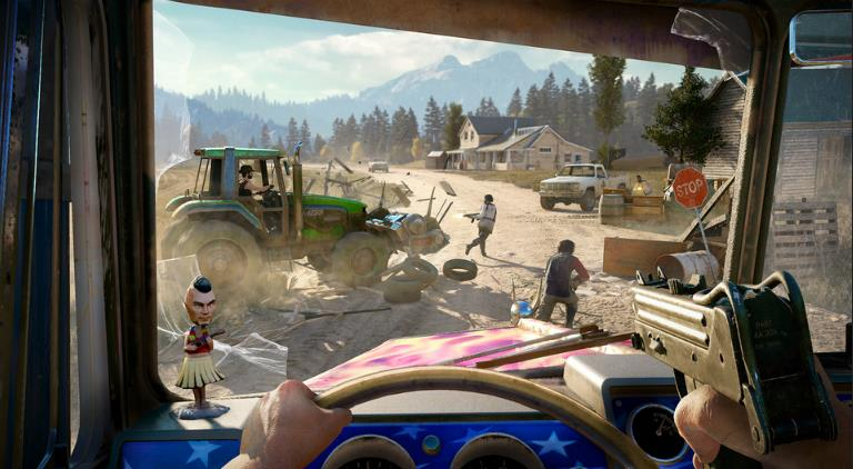 Far Cry 5 PC Full Español