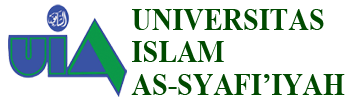 Logo Universitas Islam As-Syafi'iyah (UIA) png transparan