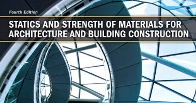 Statics And Strength Of Materials For Architecture And