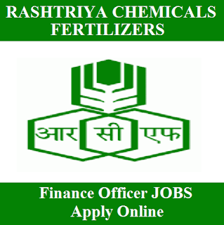 Rashtriya Chemicals and Fertilizers Limited, RCF, Maharashtra, Finance Officer, Graduation, freejobalert, Sarkari Naukri, Latest Jobs, rcfl logo