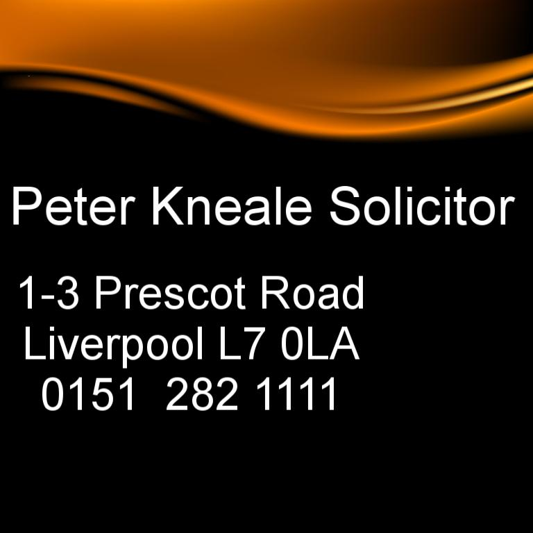 Peter Kneale Solicitor