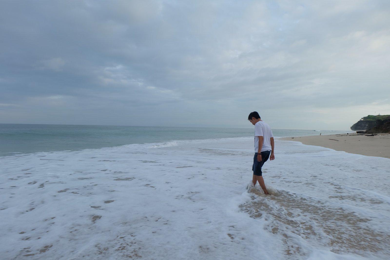 Bangun Dari Mimpi Dan Lekas Ke Pantai Di Tanah Impian Dreamland Bali