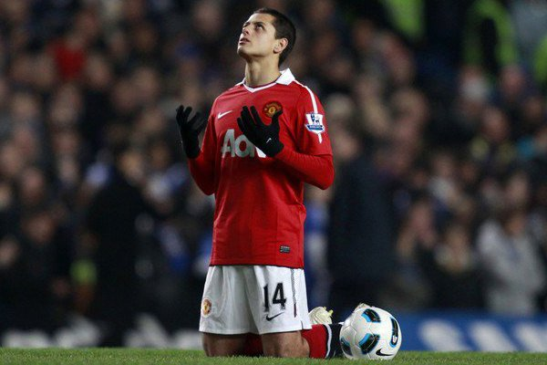 Soccer Legends Pics: Chicharito Cute Pics