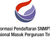 Jadwal SNMPTN Lengkap 2018/2019