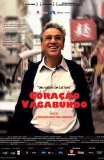 Coração Vagabundo com Caetano Veloso - filme