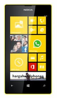Nokia Microsot Lumia 520