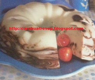 Foto Marble Pudding Busa Spesial