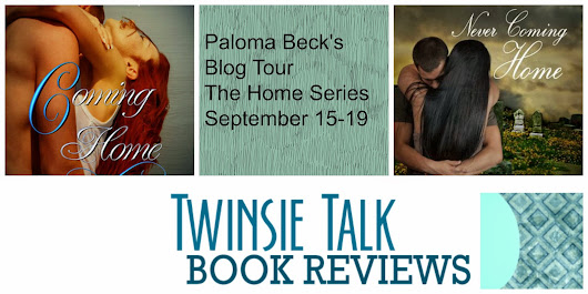 The Home Series by Paloma Beck Blog Tour