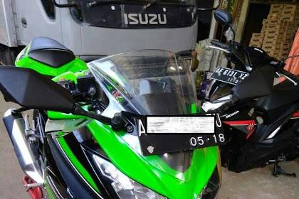 Busi Racing Untuk NINJA 250 fi / Z250/ Karbu