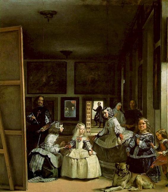 Las Meninas Velazquez Museo Prado